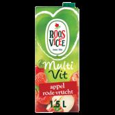 Roosvicee Multivit appel en rode vruchten