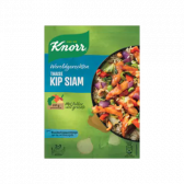 Knorr Thai chicken siam world dish