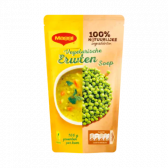 Maggi Vegetarian pea soup