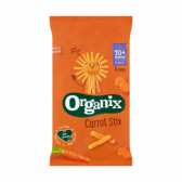 Organix Goodies corn crisps with carrots (from 10 months)