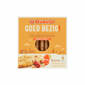 Bolletje Oatmeal bars with red fruit