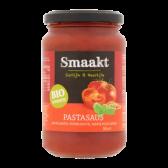 Smaakt Organic pasta sauce
