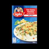 Iglo Florentine met spinazie en kaas (alleen beschikbaar binnen Europa)
