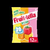 Fruittella Mini summer fruit 30% less sugar
