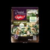 Iglo Pasta met spinazie, kipfilet en Boursin (alleen beschikbaar binnen Europa)