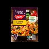 Iglo Kip tandoori met groenten (alleen beschikbaar binnen Europa)