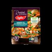 Iglo Aardappeltjes met groenten en kipfilet in honing-mosterdsaus (alleen beschikbaar binnen Europa)