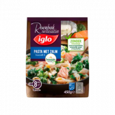 Iglo Pasta with salmon, broccoli and Boursin garlic and fine herbs (only available within Europe)