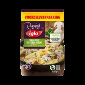 Iglo Tagliatelle con funghi porcini familieverpakking (alleen beschikbaar binnen Europa)