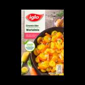 Iglo Wortelmix met een vleugje honing en tijm (alleen beschikbaar binnen Europa)