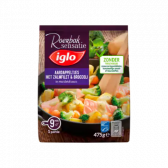 Iglo Aardappeltjes met zalmfilet en broccoli in mosterdsaus (alleen beschikbaar binnen Europa)
