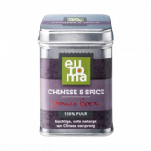 Euroma Chinese 5 spices by Jonnie Boer
