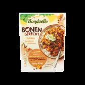 Bonduelle Indian bean dish