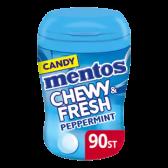 Mentos Fresh peppermint chewing gum