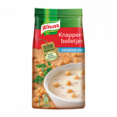 Knorr Crispy balls soup croutons large