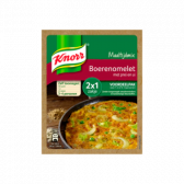 Knorr Farmers omelet meal mix