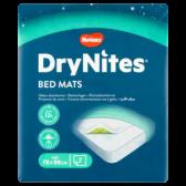Huggies Dry nites bed mats protection