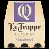 La Trappe Trappist quadrupel special beer