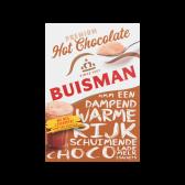Buisman Premium hot chocolate
