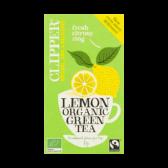 Clipper Organic green lemon tea