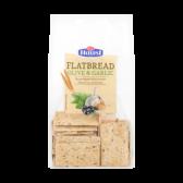 Haust Olive and garlic flatbread