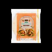 Jumbo Mini tortilla naturel