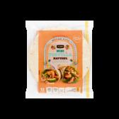 Jumbo Mini tortilla natural