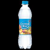 Crystal Clear Perziken met koolzuur klein