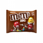 M&M's Chocolate give away bags
