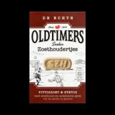 Oldtimers Spicy sweet sneker sweet holders licorice