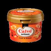Calve Peanut sauce ready in a minute