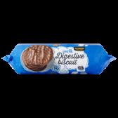 Jumbo Digestive milk chocolate cookies