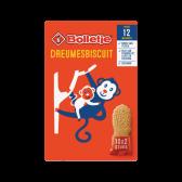 Bolletje Dreumes koekjes (vanaf 12 maanden)