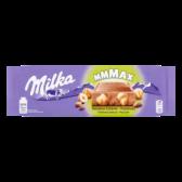 Milka Mmmax hazelnut chocolate tablet