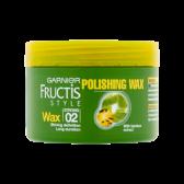 Garnier Polishing hair wax fructis style
