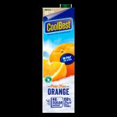 Coolbest Premium orange juice pulp free