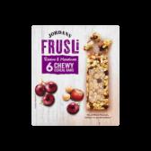 Jordans Frusli rozijnen en hazelnoten ontbijtgranen repen