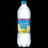Crystal Clear Citroen met koolzuur