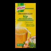 Knorr Chicken with garden herbs drink bouillon