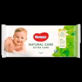 Huggies Extra verzorgende babydoekjes naturel