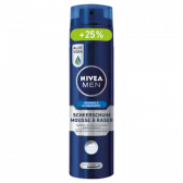 Nivea Protect and care shaving foam for men (only available within the EU)