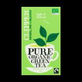 Clipper Organic pure green tea