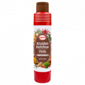 Hela Peanut ketchup with herbs large