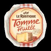 Le Rustique Tomme fruitee kaas (alleen beschikbaar binnen Europa)