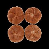 Jumbo Volkoren kaiserbroodjes (voor uw eigen risico)