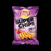 Lays Deep ridged sweet chili super crisps