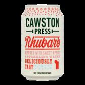 Cawston Press rabarber