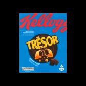 Kellogg's Tresor melkchocolade ontbijtgranen