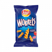 Lays Wokkels paprika crisps