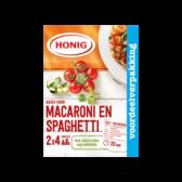 Honig Macaroni and spaghetti mix family pack